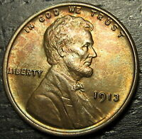 1913 P LINCOLN CENT WHEAT CENT  --  MAKE US AN OFFER  R4495
