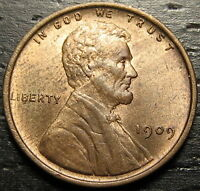1909 P LINCOLN CENT WHEAT CENT  --  MAKE US AN OFFER  R4558