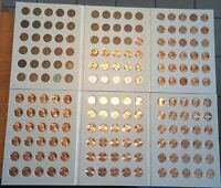 1909-2018 LINCOLN WHEAT CENT COLLECTION BU MEMORIAL 1C SET FREE PRIORITY SHIP