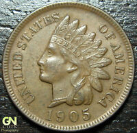 1905 INDIAN HEAD CENT  --  MAKE US AN OFFER  Y8883