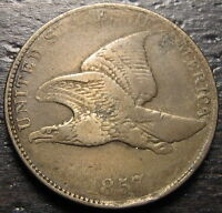 1857 FLYING EAGLE CENT  --  MAKE US AN OFFER  R4422