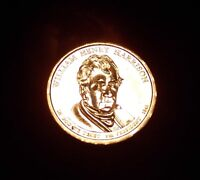 2009 P WILLIAM HENRY HARRISON PRESIDENTIAL DOLLAR - UNCIRCULATED US MINT