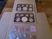 NEW ZEALAND COIN COLLECTION PROOF UNCIRCULATED 1976 1977 196