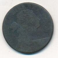 1803 DRAPED BUST LARGE CENT- CIRCULATED EARLY COPPER CENT-SHIPS FREE INV:1