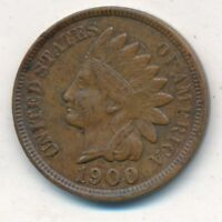 1900 INDIAN HEAD CENT-