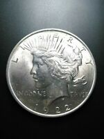 1922  PEACE SILVER DOLLAR- MS CONDITION