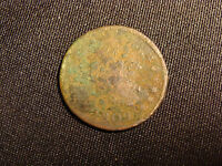 1809 CLASSIC HEAD HALF CENT VG-FINE CORROSION PRICE LOWERED WE COMBINE SHIPPING