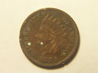 1884 INDIAN HEAD PENNYCORROSIONDETAILS
