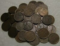 2 ROLLS OF 1909 P PHILADELPHIA LINCOLN WHEAT CENTS FROM PENN