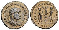 GALERIUS CONCORDIA MILITVM FRACTION FROM ANTIOCH