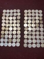 100 SILVER CANADIAN DIMES