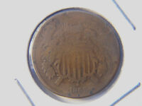 1866 TWO CENTS