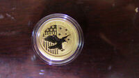 2017 1/10OZ GOLD PERTH MINT VICTORY IN THE PACIFIC COIN