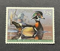 WTDSTAMPS   RW86 2019   US FEDERAL DUCK STAMP   SCOT STORM    MINT OG NH
