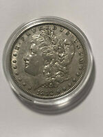1892 P  DATE MORGAN SILVER DOLLAR US OLD COIN