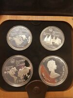 1976 CANADA OLYMPIC PROOF COIN SET