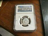 2013 S SILVER 25 CENT MOUNT RUSHMORE QUARTER NGC PF70 ULTRA