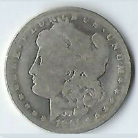 1891-O MORGAN SILVER DOLLAR $1 COIN UGLY TO EXTRA FINE  ID  HC-AGDD-1004 SURVIVAL MONEY