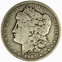 1902 MORGAN DOLLAR -  & ORIGINAL FINE - PRICED RIGHT INVFLDR