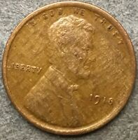 1918 P HIGH GRADE EXTRA FINE  WOOD GRAIN LINCOLN WHEAT CENT PENNY. X941 FREE SHIP