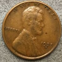 1935 D BETTER GRADE VF LINCOLN WHEAT CENT PENNY. A431 FREE SHIP