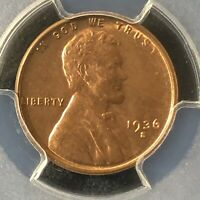 1936-S 1C RD LINCOLN WHEAT ONE CENT  PCGS MINT STATE 65RD                 36089884