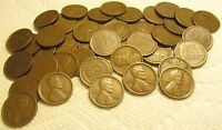 1 ROLL OF 1921 S SAN FRANCISCO LINCOLN WHEAT CENTS FROM PENN