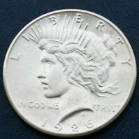 1926 S PEACE SILVER DOLLAR  EXTRA FINE  DETAILS SEE SHIPPING SPECIAL BELOW