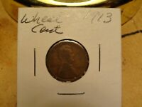 1913 LINCOLN CENT 2171