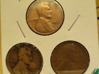 1925 PDS LINCOLN CENTS 2203