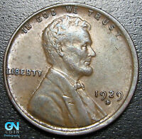 1929 D LINCOLN CENT WHEAT CENT  --  MAKE US AN OFFER  P3858