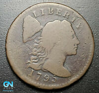 1795 FLOWING HAIR LARGE CENT --  MAKE US AN OFFER  P6899