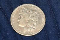 1888 O MORGAN SILVER DOLLAR HOT LIPS VF