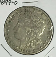 1894-0 MORGAN DOLLAR