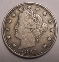 1883 LIBERTY NICKEL 4