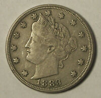1883 LIBERTY NICKEL 5