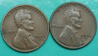 1940-D LINCOLN WHEAT CENT 1 PENNY