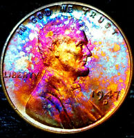 1947-D LINCOLN WHEAT CENT CENT-