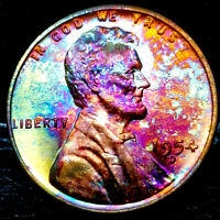 1954-D LINCOLN WHEAT CENT CENT-