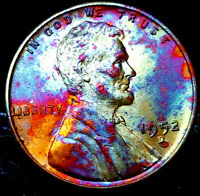 1952-D LINCOLN WHEAT CENT CENT-