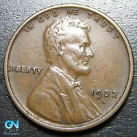1922 D LINCOLN CENT WHEAT CENT  --  MAKE US AN OFFER  B1669