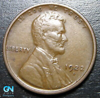 1922 D LINCOLN CENT WHEAT CENT  --  MAKE US AN OFFER  B1673