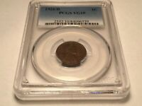 1924-D LINCOLN CENT IN  GOOD 10 PCGS GRADED