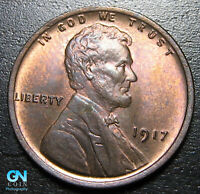 1917 P LINCOLN CENT WHEAT CENT  --  MAKE US AN OFFER  B1914
