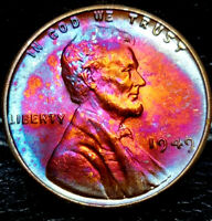 1949 LINCOLN WHEAT CENT CENT-
