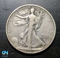 1919 P WALKING LIBERTY HALF DOLLAR --  MAKE US AN OFFER  B2853