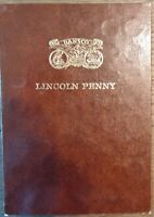LINCOLN PENNY COLLECTION 1909-1972 ONLY MISSING 1909-S-VDB. 176 COINS TOTAL