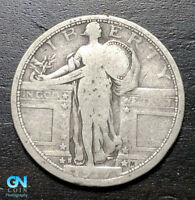 1917 S TYPE 1 STANDING LIBERTY QUARTER  --  MAKE US AN OFFER  B3024