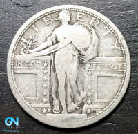 1917 S TYPE 1 STANDING LIBERTY QUARTER  --  MAKE US AN OFFER  B3025