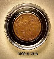 MAKE AN OFFER 1909-S VBD LINCOLN WHEAT CENT IN  FINE CONDITION.